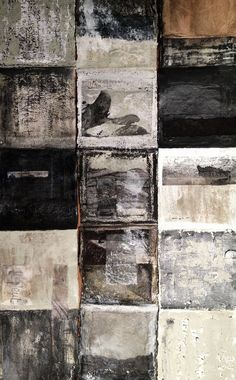 """Figure out more info on """"modern abstract art geometric"""". Look into our internet site. Collages, Mixed Media Collage, Collage Art, Inspiration Artistique, Encaustic Painting, Textures Patterns, Printmaking, Abstract Art, Abstract Paintings"""
