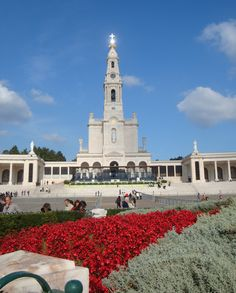 Fatima, Portugal Visit Portugal, Portugal Travel, Places Around The World, Around The Worlds, Places Ive Been, Places To Visit, Lady Of Fatima, Place Of Worship, Vacation Places