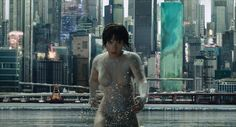 'Ghost in the Shell' is more cyberposeur than cyberpunk Spoilers ahead for the Ghost in the Shell anime and US remake.  The original Ghost in the Shell anime feature is a cultural landmark. It was a neo-noir story set in a startlingly fresh vision of a connected world and it was particularly timely in 1995 since the internet was just finding its legs in the real world. The films lead was a badass cyborg woman privy to bouts of existentialism. And like the best cyberpunk science fiction Ghost…