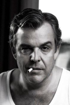 Danny Huston. Maybe not really, really ridiculously good looking, but very atractive. That voice!