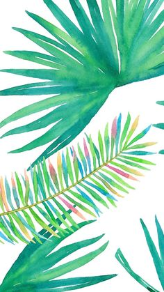 pin by linda atkins on iphone wallpapers and tips - watercolor iphone background Iphone Wallpaper Pinterest, Tree Wallpaper Iphone, Plant Wallpaper, Tropical Wallpaper, Watercolor Wallpaper, Watercolor Leaves, Flower Wallpaper, Watercolor Background, Mobile Wallpaper