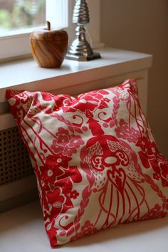 Pillow cases- I really want to make several 'seasonal' pillow covers for the rocking chair pillows on my front porch.