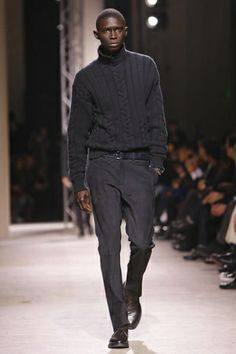 Hermes Menswear Fall Winter 2014 Paris - NOWFASHION