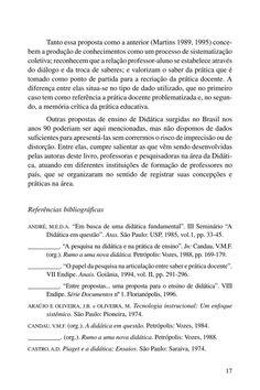 Página 17  Pressione a tecla A para ler o texto da página
