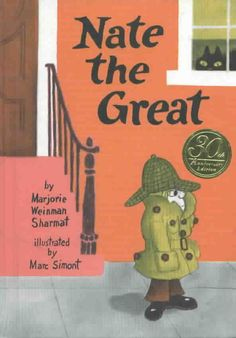 (story)time: Nate the Great   third story(ies)