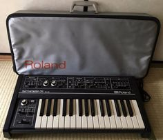 MATRIXSYNTH: Vintage Roland SH-09 Analogue Synthesizer with Sil...
