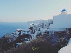 Greece, santorini island, oia