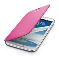 Samsung Galaxy Note 2 Schutz Lederhülle mit NFC Chip