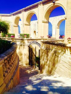 Barracca Gardens, Valletta, Malta