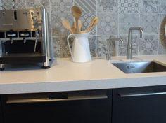 1000 images about tegelhuys keukenachterwand tegels tiles on pinterest vans original - D co keuken ...