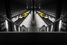 Photograph the twin train by Malik Laissoub on 500px