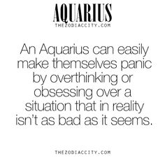 ZODIAC AQUARIUS FUN FACTS | THEZODIACCITY.COMSee more about your zodiac sign here.