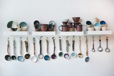 Image result for pottery spoons