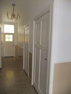 Declerck daels architecten bomarbre floor vloer for Jaren 30 interieur