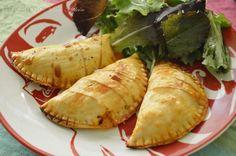 Empanadillas rápidas de bonito (al horno)