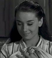 Audrey Hepburn - Rzymskie Wakacje