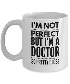 Funny Doctor Coffee Mug