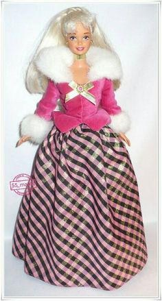 Barbie Winter Rhapsody (1996 )  Special Edition Avon NRFB
