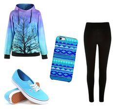 """Untitled #25"" by ashtian22 ❤ liked on Polyvore featuring Vans, River Island and Uncommon"