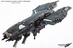 Dropfleet Commander by Hawk Wargames — Kickstarter