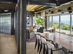 Procore new offices by Kingdom Industry. California