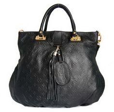 Louis Vuitton leather handbags M95117 black, Louis Vuitton Handbags Outlet USA - LOUIS VUITTON Website Sale