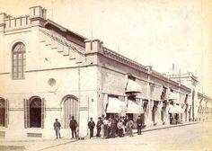 archivo general de la nacion  1890's Buenos Aires. Intendencia de Marina, calle Balcarce