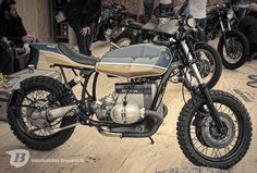 BMW Scrambler by Brauchi's Bikes