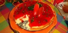 Jalapeno-Cheesecake