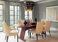 Interiores en todos los tonos de gris : PintoMiCasa.com