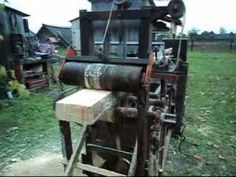 Bandsaw Mill, Outdoor Decor, Carpentry