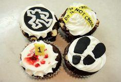 CSI Cupcakes
