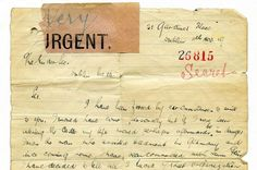 Letter that was sent to betray Michael Collins by informer Harry Quinlisk. He ended being shot by the Cork brigade - Irish Mirror Online. Is it any wonder we are angry? Ireland 1916, Irish News, Easter Rising, Erin Go Bragh, Michael Collins, Ny Life, Mirrors Online, Betrayal, Politics
