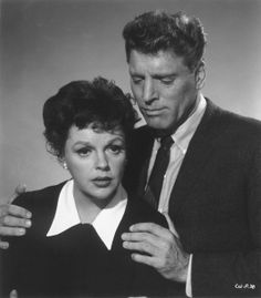 A CHILD IS WAITING (1963) ~ Judy Garland & With Burt Lancaster
