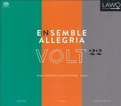 Den Klassiske cd-bloggen: Ensemble Allegria: Følelser og spill!