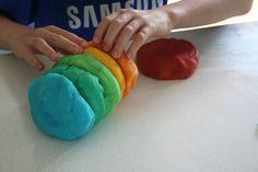 cornstarch play dough