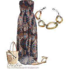 print maxi, created by stacy-gustin on Polyvore