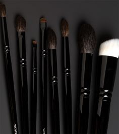 Wayne Goss, The Collection. An 8-piece brush collection handcrafted in Japan!