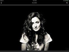 Orla Brady, actress  photography by Julian Lennon