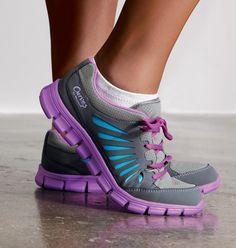 Curves Active Sneaker from AVON