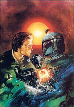Star Wars - Dave Dorman Art - Dark Empire II #4
