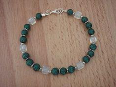 Zelený náramok Relax, Beaded Bracelets, Jewelry, Jewlery, Jewels, Jewerly, Jewelery, Seed Bead Bracelets, Pearl Bracelet