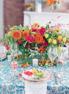Ariella Chezar | Floral inspiration | Pinterest
