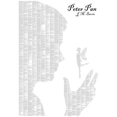 FunkyHoney.co.uk - Peter Pan - Spineless Classics, the whole novel written out in size 4 font - great item to hang on your wall! £45.00 (http://www.funkyhoney.co.uk/peter-pan-spineless-classics/)