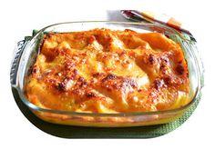 a.c: Lasagne alla zucca gialla