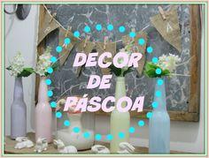 DECOR DE  PÁSCOA /EASTER /LETICIA ARTES