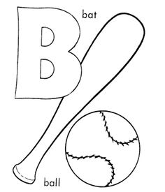 giants coloring pages baseball bat - photo#2