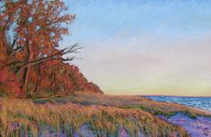 beach Autumn, Painting, Eye, Google Search, Fall, Painting Art, Paintings, Paint, Draw