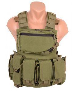 EVEREST –  LIGHT COMMANDER ASSAULT VEST Assault Vest, Vests, Bags, Collection, Fashion, Handbags, Moda, Fashion Styles, Fashion Illustrations