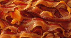 This is bacon. Beautiful, smoky, salty bacon.